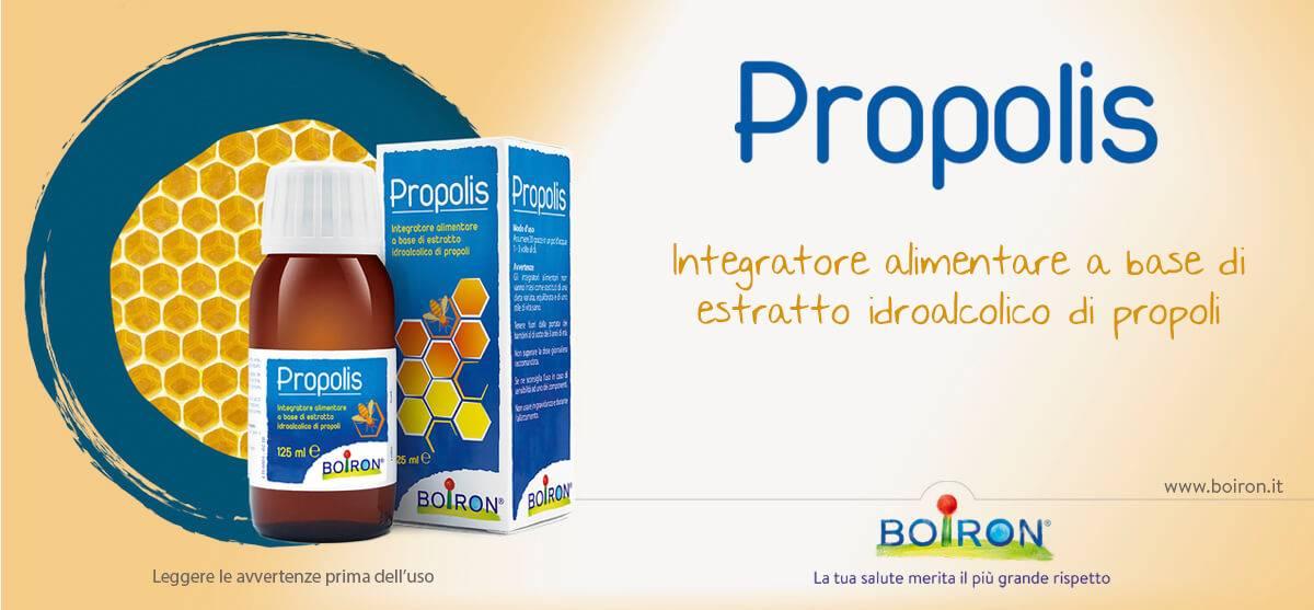 Scopri Boiron Propolis 125ml