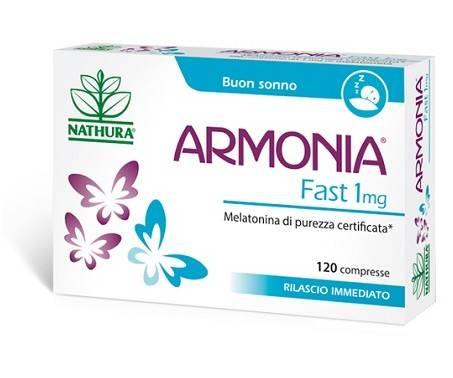 Armonia Fast - Integratore per l'insonnia - 120 Compresse