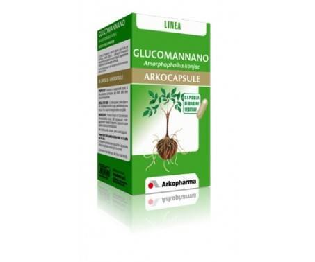 Arkocapsule Glucomannano Integratore 45 Capsule