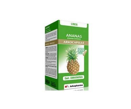 Arkocapsule Ananas Integratore 45 Capsule