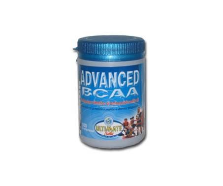 Ultimate Sport Advanced BCAA Integratore Aminoacidi Ramificati 100 Compresse