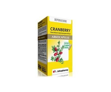 Arkocapsule Cranberry Integratore 45 Capsule