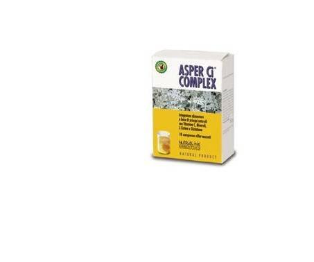 Asper Ci Complex utile per il sistema immunitario 18 compresse