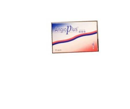 Angioplus Integratore Circolazione Antiossidante 30 Capsule