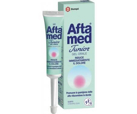 Aftamed Junior Gel Orale Anti Afte Senza Alcool 15 ml