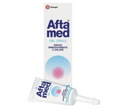 Aftamed Gel Orale Anti Afte 15 ml