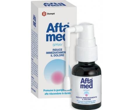 Aftamed Spray Anti Afte 20 ml