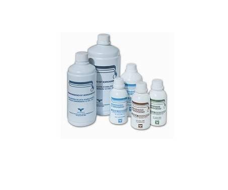 Acqua ossigenata 10 volumi 1 litro