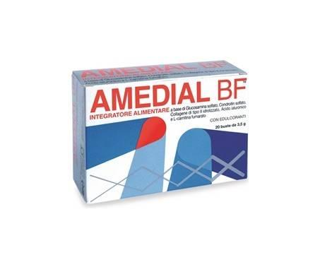 Amedial BF - Integratore per cartilagine e ossa - 20 Bustine