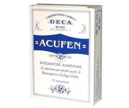 Acufen Integratore 14 Compresse