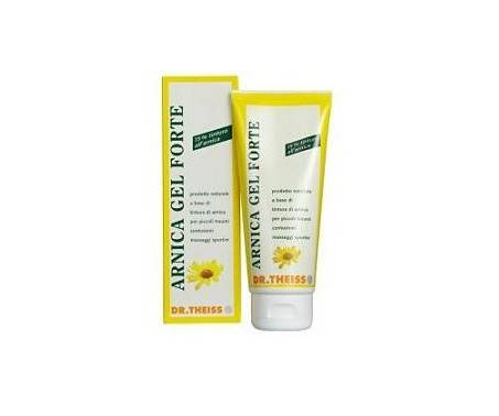 Dr. Theiss Arnica Gel Forte 100 ml