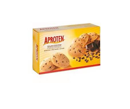 Aproten Biscotti con Gocce di Cioccolato 180 g