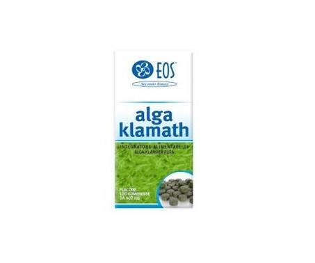 Alga Klamath Integratore Pulizia Ossigenazione Sangue 100 Compresse