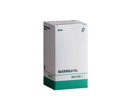Glicerolo Liquido 50ml
