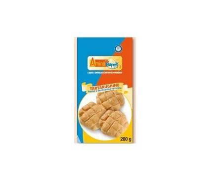 Aminò Happy D Tartarughine Pane A Lievitazione Naturale 200 g