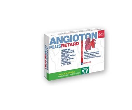 Angioton Plus Retard Integratore Circolazione 30 Compresse