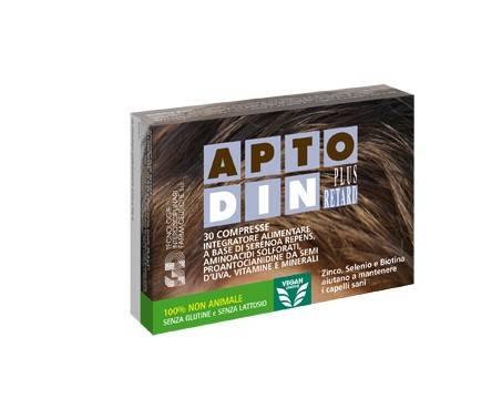 Aptodin Plus Retard Integratore Anticaduta 30 Compresse