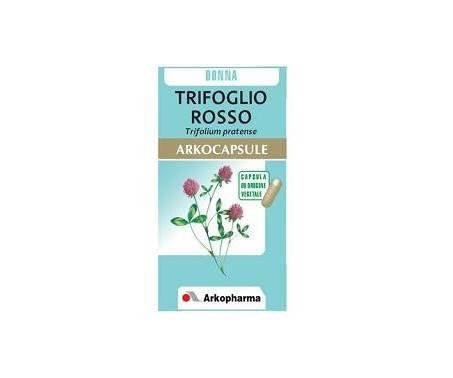 Arkocapsule Trifoglio Rosso Integratore 45 Capsule