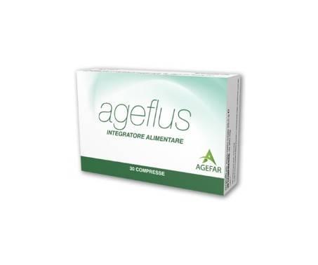 Ageflus Integratore 30 Compresse