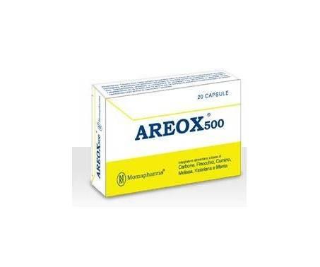 Areox 500 Integratore 20 Capsule