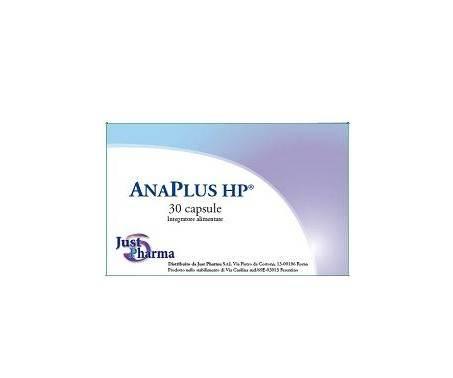 Anaplus Hp Integratore 30 Capsule