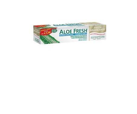 Esi Aloe Fresh Pasta Sbiancante 100 ml
