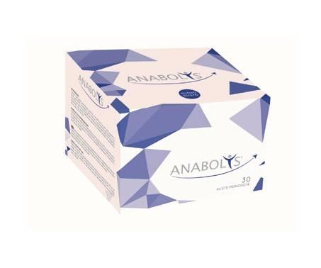 Anabolys Integratore Proteico Massa Muscolare 30 Bustine