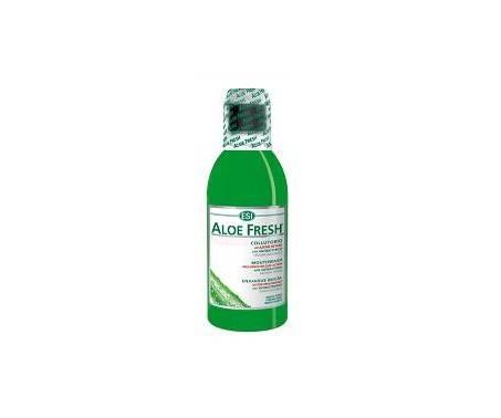 Esi Aloe Fresh Collutorio Naturale Antibatterico all'Aloe Vera 500 ml