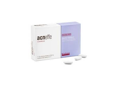 Acneffe Integratore Anti Acne 30 Compresse