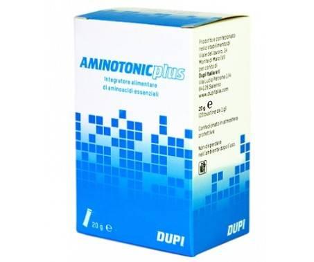 Aminotonic Plus Integratore di Aminoacidi Essenziali 20 Bustine