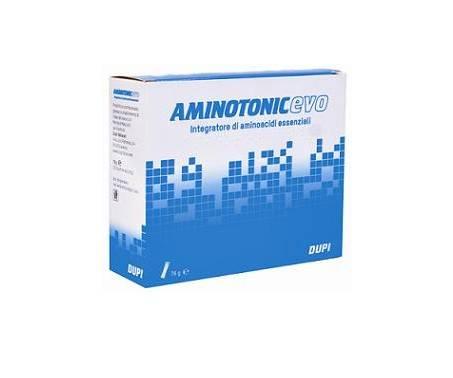 Aminotonic Evo Integratore di Aminoacidi Essenziali Per Bambini 20 Bustine