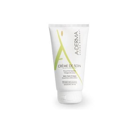 A-Derma Les Indispensables Crema Eudermica Viso e Corpo 50 ml