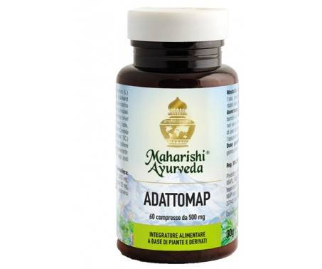 Adattomap Integratore Anti-Stress 60 Compresse