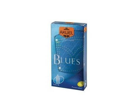 Akuel Preservativi Easy Blues 6 Pezzi