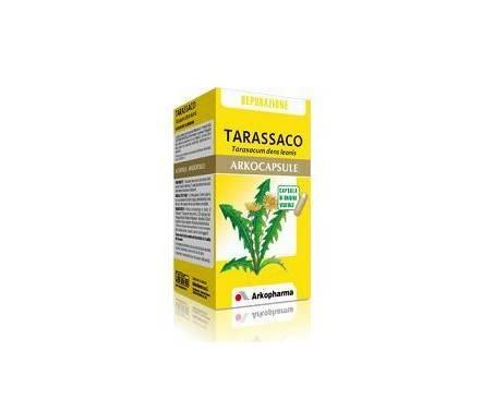 Arkocapsule Tarassaco Integratore 45 Capsule