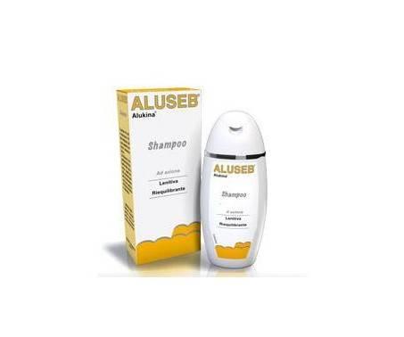 Aluseb Shampoo Doccia Con Alukina Lenitivo Riequilibrante Dermatite Seborroica 125 ml
