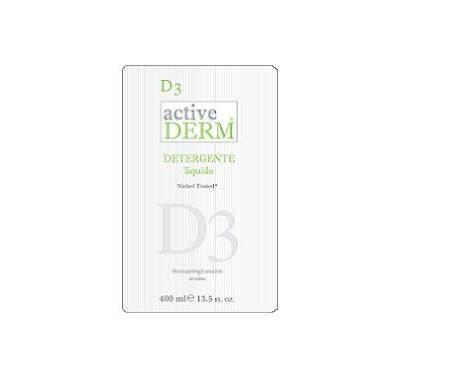 Active Derm Detergente Liquido Igiene Intima 400 ml