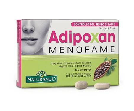 AdipoXan Menofame Integratore 30 Compresse