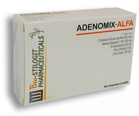 Adenomix Alfa Integratore 30 Compresse