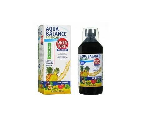 Aqua balance rassodan Dren Forte gusto ananas 500 ml