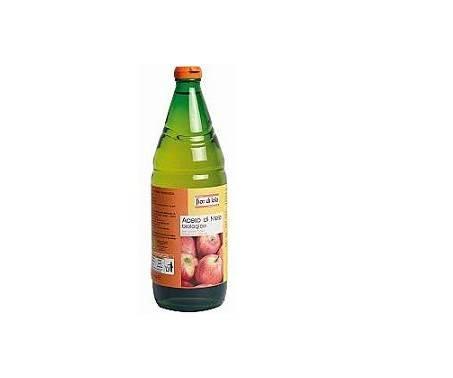 Fior Di Loto Aceto Di Mele Non Pastorizzato Biologico 750 ml