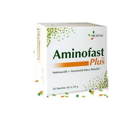 Aminofast Plus Integratore 26 Bustine