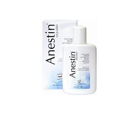 Anestin Liquido Detergente Intimo 125 ml