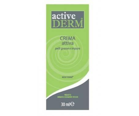 Active Derm Crema Emolliente Pelli Grasse Impure 30 ml