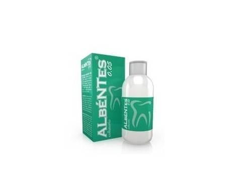 Albentens Collutorio 0,05% Igienizzante Anti Placca 200 ml