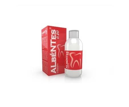 Albentens 0,20% Collutorio 200 ml