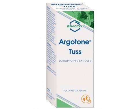 Argotone Tuss Sciroppo Naturale Per La Tosse 150 ml