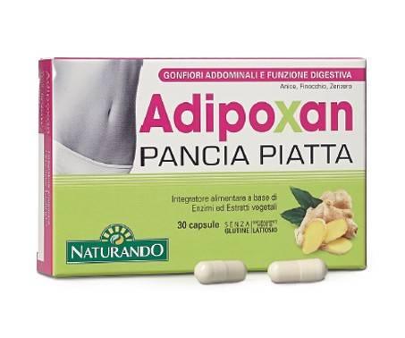 Adipoxan Pancia Piatta Integratore 30 Compresse