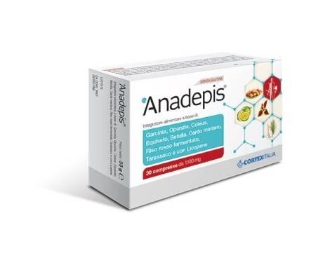 Anadepis Integratore 30 Compresse