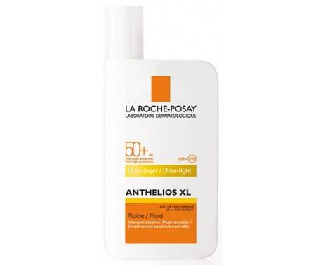 La Roche Posay Anthelios XL Fluido Solare Ultra-Leggero SPF 50+ Protezione Corpo 50 ml